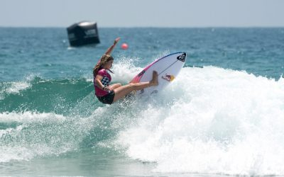 Caroline Marks WSL Rookie of the Year
