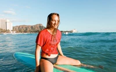 Meet Eco Surfer Marissa Miller