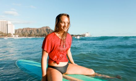 Meet Eco Surfer Marissa Miller