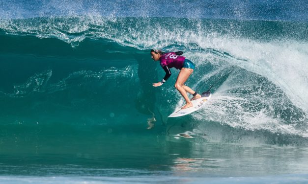 Sally Fitzgibbons Claims Victory at Oi Rio Pro
