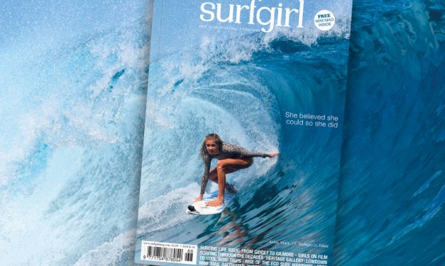 New SurfGirl Out Soon It's the Surfing Life Issue