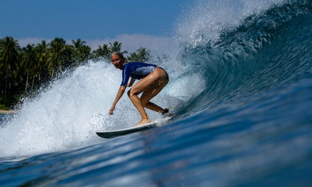 My Surfing Challenge: Taming The Beast