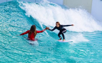 Rob Machado and the Legend's Daughter