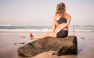 Yin Yoga Online Stretch Class for Surfers