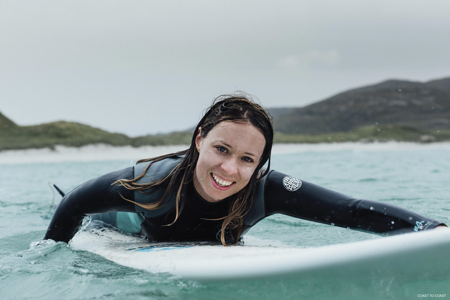 Step 1: Get Surfing at a Surf School