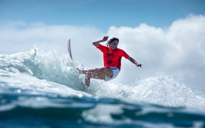 Olympic Qualifier: ISA World Surfing Games