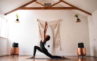Yoga & Surfing: Focus, Balance, Strength.