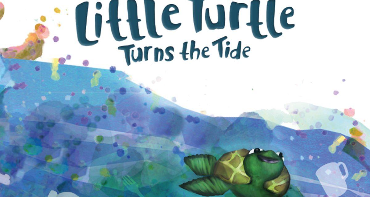 Female Team Launch Children's Eco Book
