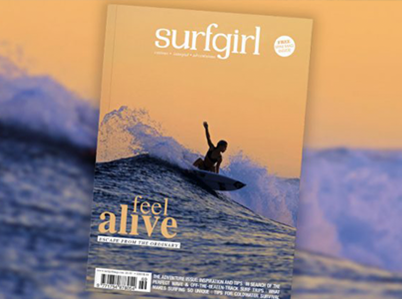New SurfGirl 69 Out Soon