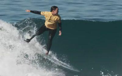 Women's World Adaptive Surfing champion