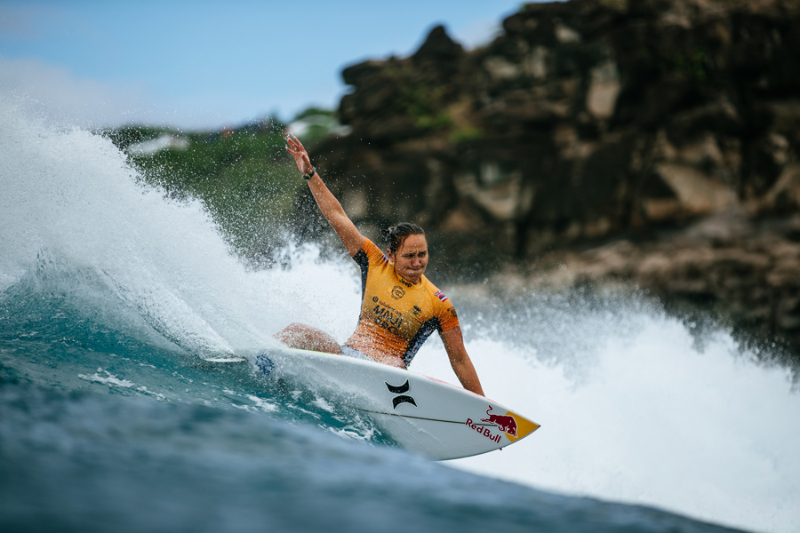 Carissa Moore Claims Fourth World Title