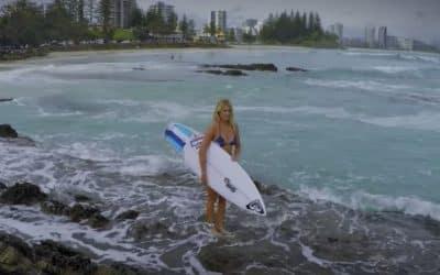 60 Minutes Australia – STEPHANIE GILMORE