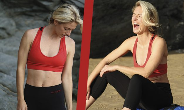Get Surf Fit: Upper body workout