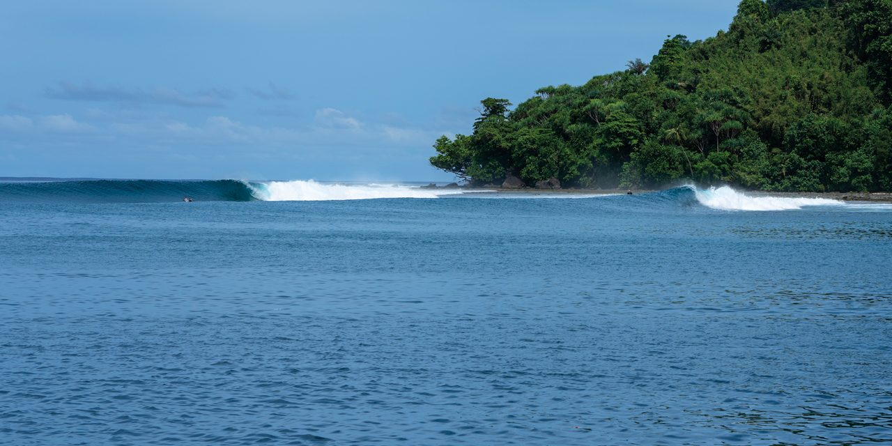 Surfers Tales: A Long Way From Kuta