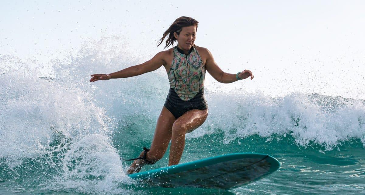 SurfGirl Meets: Longboarder Wano Liao