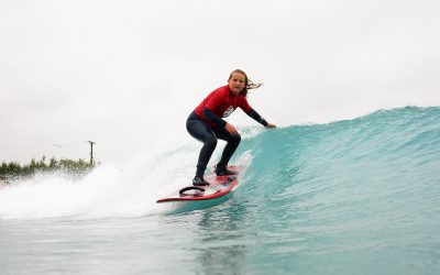 English Adaptive Surfing Open At The Wave