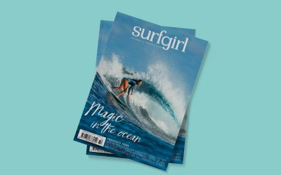 New SurfGirl: The Positivity Issue