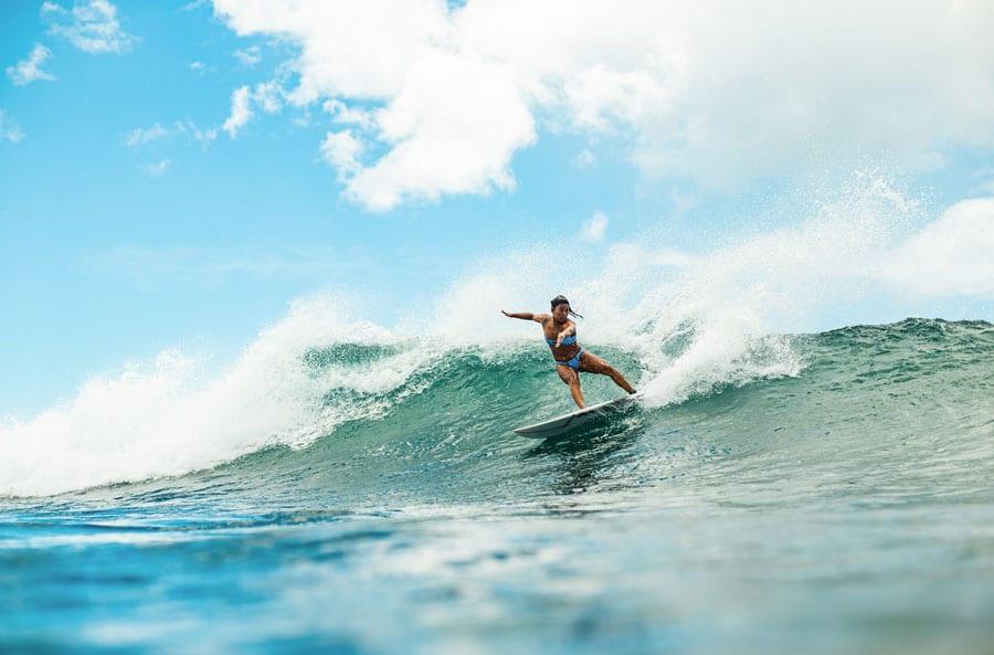 SurfGirl Meets: Pro Surfer Mahina Maeda