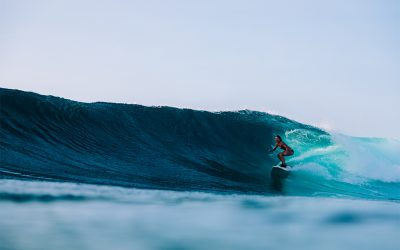 How Surfing and the Ocean Changed My Life