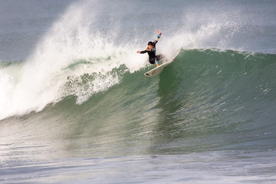 Meet: French Surfer Marie Chauché