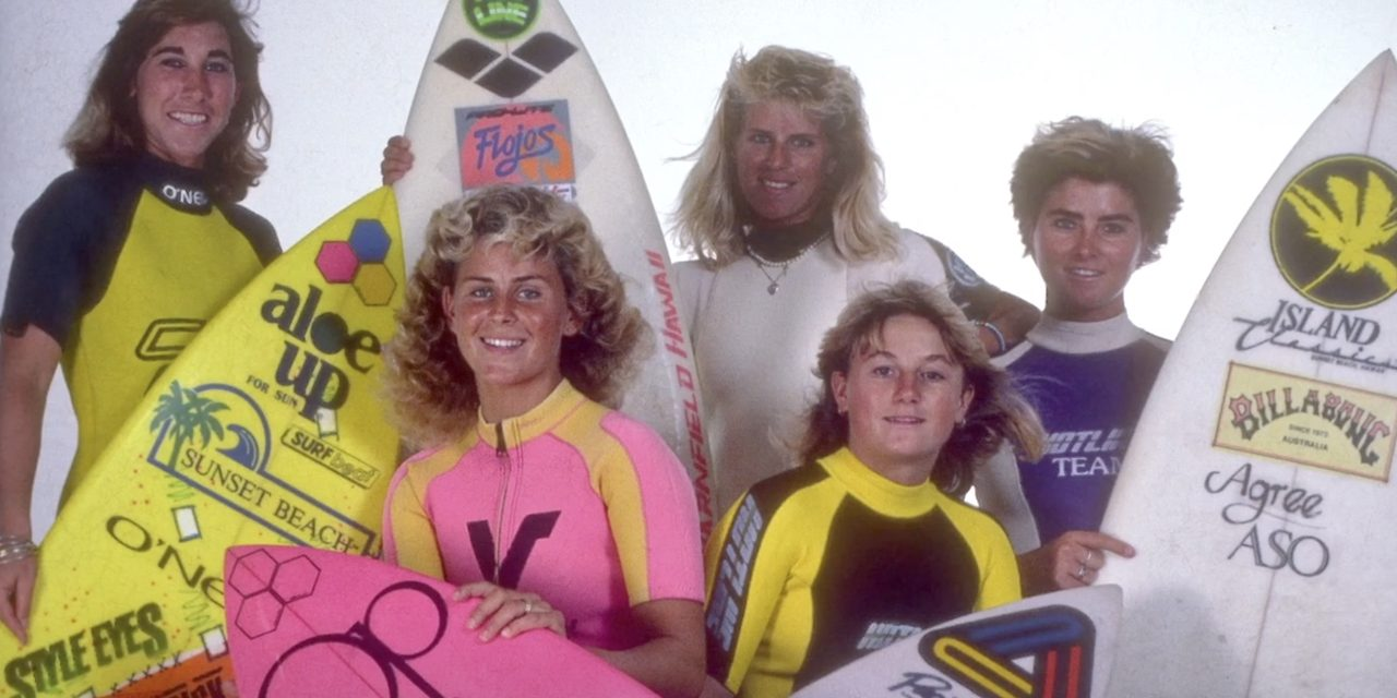 Girls Can't Surf: The Untold Story