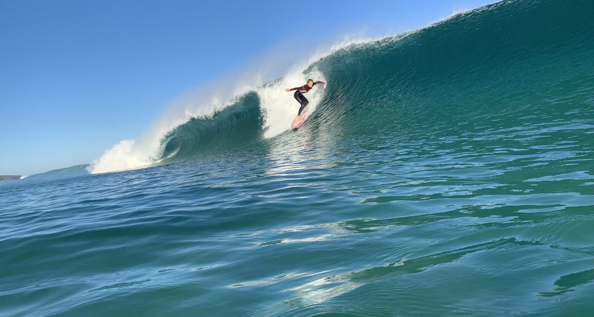 Meet: Super Grom Willow Hardy from Margaret River