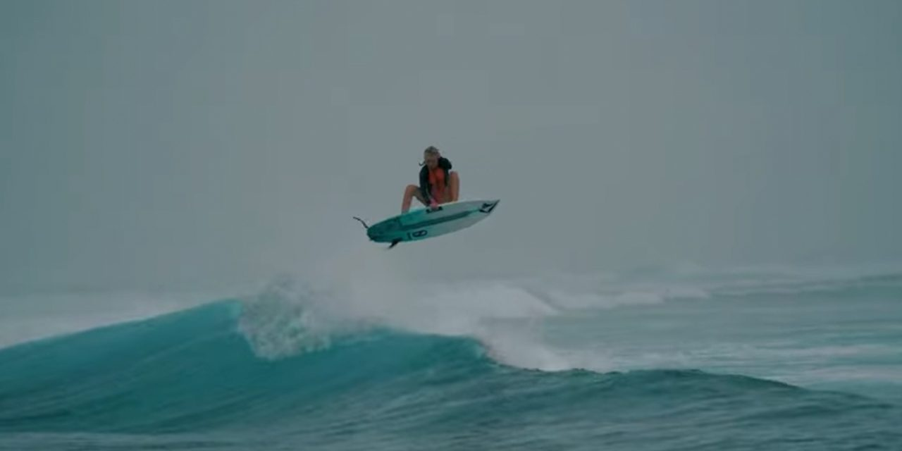 Sierra Kerr – Epic Waves Indo Edit