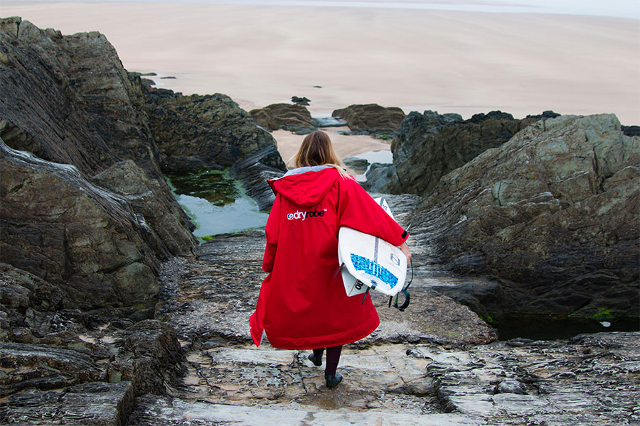 dryrobe x Vitamin Sea Collective Competition Time