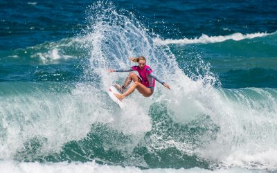 Rip Curl Newcastle Cup Kicks Off WSL CT Australia