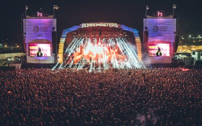 Boardmasters is Back    11-15th August, Yay!