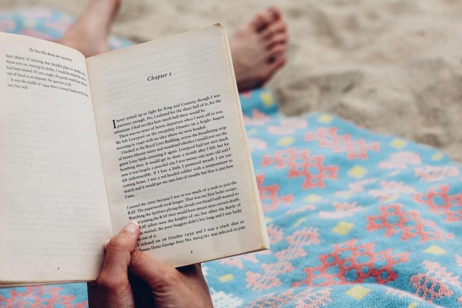 SurfGirl Book Club : Barbarian Days