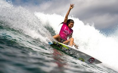 The Power of A Surfer: Brisa Hennessy