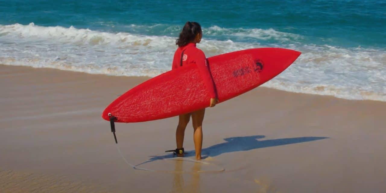 Mahina Maeda's Evolution To Big Wave Surfer