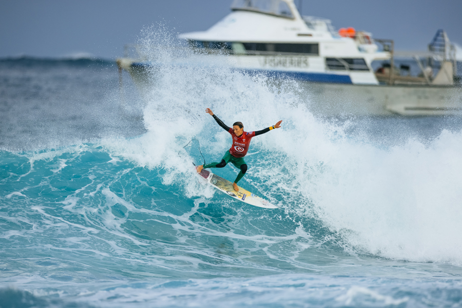 Sally Fitzgibbons Wins Rip Curl Rottnest Search
