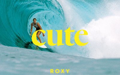 Roxy Sets Off to Challenge Perceptions