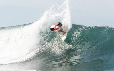 Surfing's Debut at Tokyo 2020