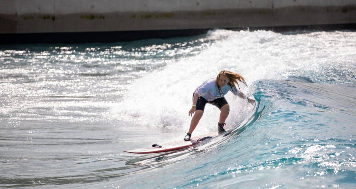 Charlotte Banfield English Adaptive Surf Champion
