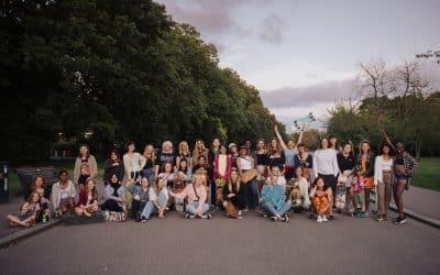 Neighbourhood Skate Club Takes Over Victoria Park